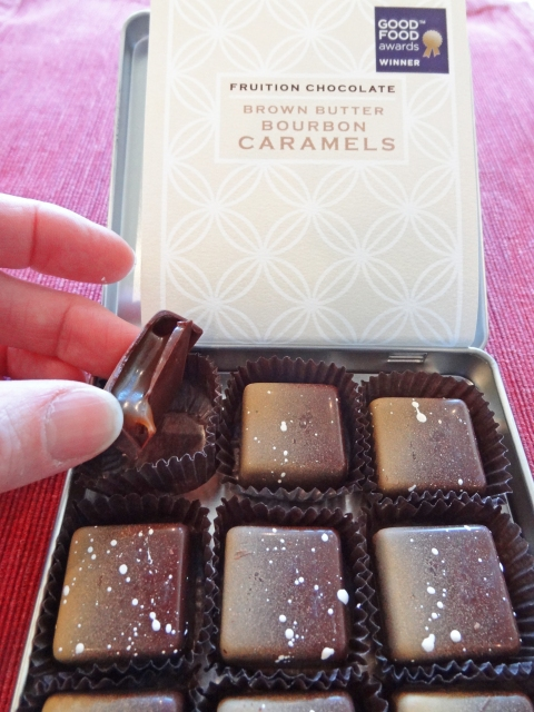 Fruition's Brown Butter Caramels