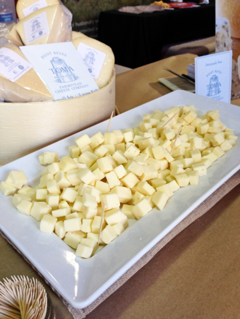 Point Reyes Toma cheese