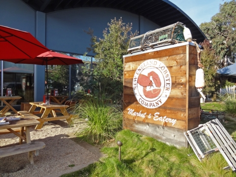 New England Lobster Company in Burlingame, CA