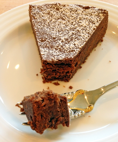 Chocolate Domingo Cake