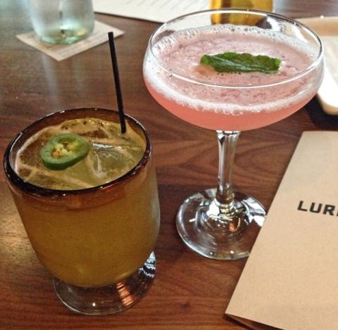 Cocktails round 1