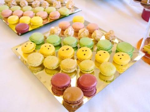 L'Art des Macarons, L'Ecole Lenotre, 2004