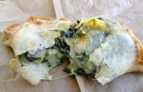 El Sur's Empanada Verde