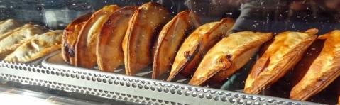 Empanadas at El Sur food truck