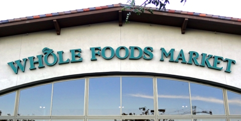 "Stop in at a Whole Foods Market in Los Altos, Palo Alto, Redwood City, or San Mateo to support ""Food Four More"" with a donation"