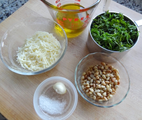carrot-pesto-ingredients