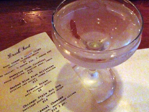 A Means of Preservation at Drink