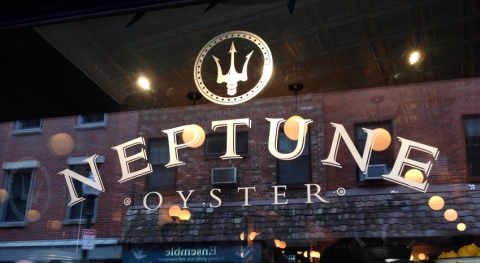 Neptune Oyster in Boston's North End