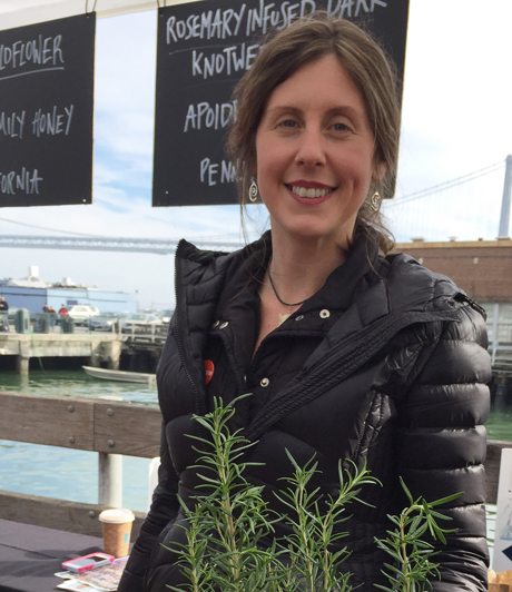 Christina Neumann: CMU alumna, architect, apiary manager, honey producer