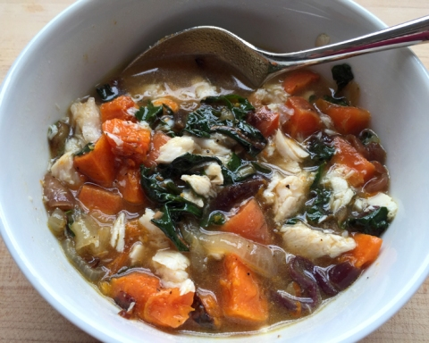 Mmmmm, soup.