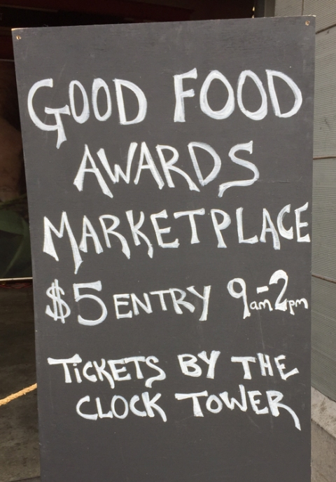 Good Deal: $5 gets you tastes of all award-winning food products!