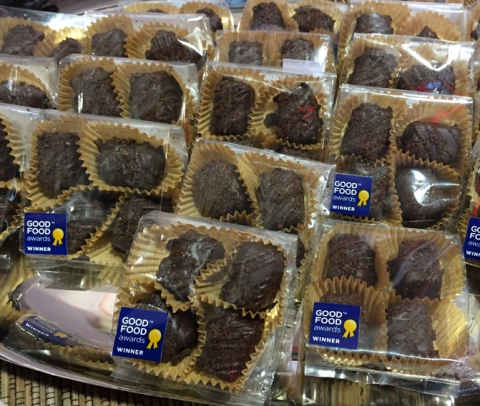 Kakao's Turkish Coffee Truffles