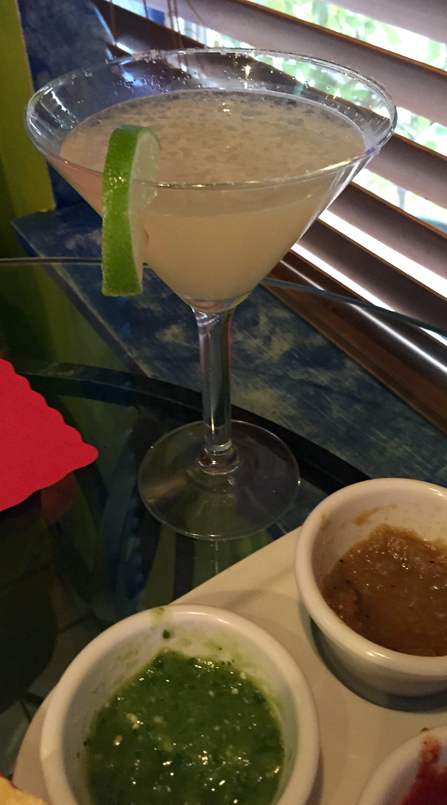 Arturito's Margarita at La Fiesta in Mountain Vew