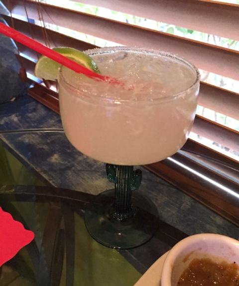 Puebla Margarita at La Fiesta in Mountain View
