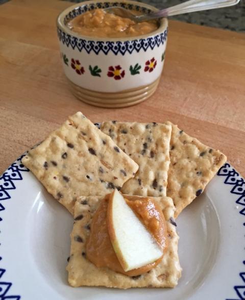 on-a-cracker
