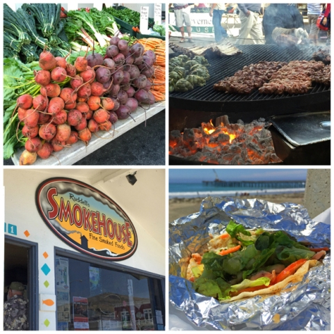 From the coast to San Luis Obispo, SLO county has some delicious eats!