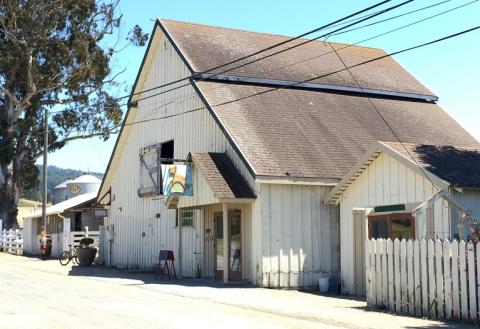 Harley Goat Farm Dairy in Pescadero, CA